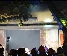 Cháy kho vật tư của Công ty Điện lực Bình Định