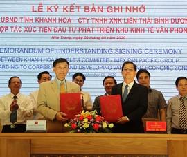 Tỉ phú Johnathan Hạnh Nguyễn tài trợ làm quy hoạch Vân Phong