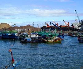 Bình Định cấm biển từ 17 giờ ngày 26-10, tập trung ứng phó bão