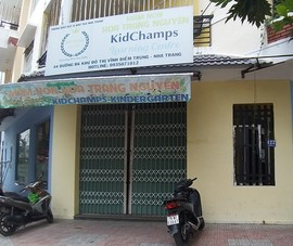 Thu hồi giấy phép cơ sở mầm non đánh trẻ ở Nha Trang