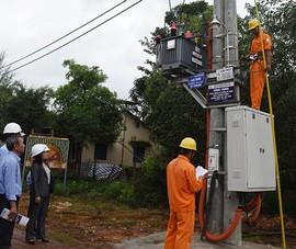 Xóm đèn dầu cuối cùng ở Phú Yên có điện lưới quốc gia