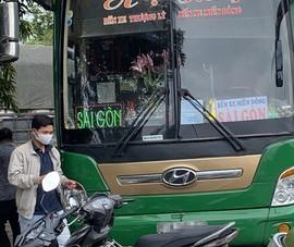 Kiểm tra xe chở người Trung Quốc, 1 người trốn lên núi Phú Yên
