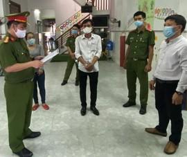 Vụ mở đường phá rừng: Khởi tố chủ tịch xã, hạt trưởng kiểm lâm