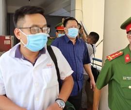 Cựu Phó Chủ tịch Khánh Hòa nhập viện trước khi bị bắt giam