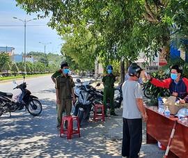 Chiều 24-6, Phú Yên ghi nhận 10 ca dương tính COVID-19