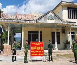 Phú Yên thực hiện giãn cách toàn thị xã Đông Hòa từ hôm nay