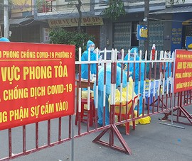 TP Tuy Hòa, tỉnh Phú Yên nâng mức độ giãn cách từ 15-7