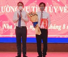 TP Nha Trang có tân Bí thư giữa lúc dịch bùng phát phức tạp