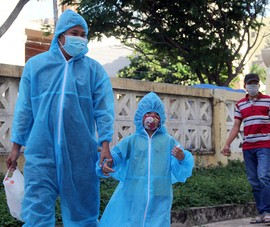 Phú Yên tổ chức cho 755 người tại TP.HCM về quê đợt 19