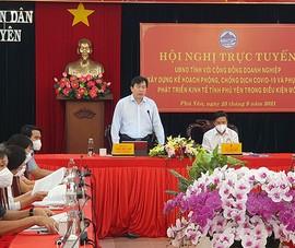 Phú Yên tìm giải pháp vượt khó, phục hồi sản xuất