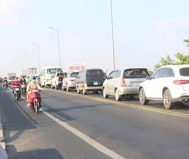 Tháng 7 sẽ thu phí hoàn vốn giai đoạn 2 dự án cầu Rạch Miễu, quốc lộ 60
