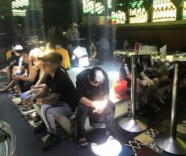102 người dương tính với ma túy tại quán bar ở Mỹ Tho