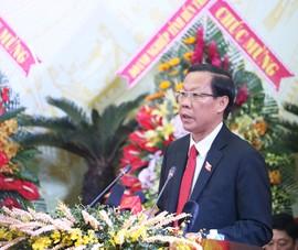 Ông Phan Văn Mãi được giới thiệu tái cử Bí thư Tỉnh ủy Bến Tre
