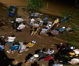 Bơi xuồng ra sông hái dừa nước, 2 phụ nữ mất tích