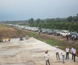 Tết, xe dưới 16 chỗ được đi trên cao tốc Trung Lương-Mỹ Thuận
