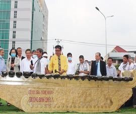 Khánh thành 13 bộ đàn đá lớn nhất Việt Nam