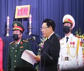 Xúc động lễ truy điệu nguyên Phó Thủ tướng Trương Vĩnh Trọng
