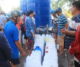 Bộ Tài chính 'thổi còi' việc tăng giá nước tại Bến Tre