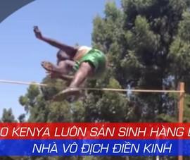 Kenya tìm nhà vô địch thế giới từ giải học sinh như thế này