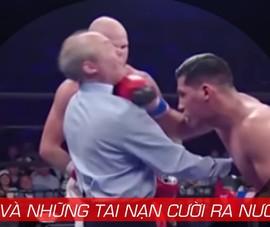 Võ đài UFC: Đấm luôn cả trọng tài