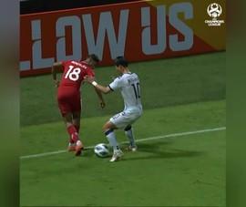 Viettel hết cơ hội nhưng AFC vẫn đưa hình ảnh đẹp và độc