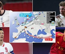 Sốc: UEFA thừa nhận Euro bóng lăn trên toàn châu Âu là ý tưởng sai lầm