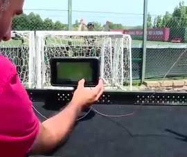 Mourinho và công nghệ hiện đại bắt tay vào huấn luyện AS Roma