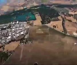 Nhảy dù gặp sự cố rơi tự do từ độ cao 4000 m...
