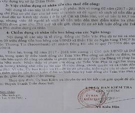 Bạc Liêu: Khởi tố vụ án tham ô tại xã Điền Hải