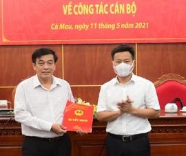 Tái bổ nhiệm Chánh văn phòng UBND tỉnh Cà Mau