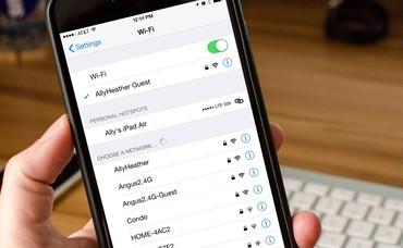 5 cách sửa lỗi iPhone bị ngắt WiFi khi khóa màn hình