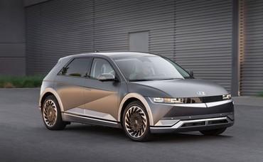 Đây là mẫu xe điện có thể sạc điện lại cho xe khác