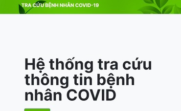 Cách tìm người thân đang điều trị hoặc bị mất vì COVID-19