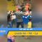 Video: Ông bố nhảy cùng con ở buổi biểu diễn văn nghệ gây sốt