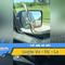 Video: Ớn lạnh rắn ngoe nguẩy ngoài kính xe