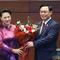 Tân Chủ tịch Quốc hội chia sẻ về thời gian làm Bí thư Hà Nội