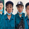 6 thiếu niên giả dân quân tự vệ trấn lột tiền người đi đường