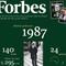 Những thú vị về bảng xếp hạng tỷ phú của Forbes