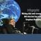 Dấu mốc cuộc đời nhà bác học vĩ đại Stephen Hawking