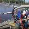 Camera ghi cảnh thương lái trộm hàng tấn tôm