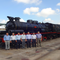 Chấp thuận chủ trương chạy tàu đầu máy hơi nước đoạn Huế - Đà Nẵng
