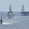 Nhật cử tàu ngầm, tàu sân bay trực thăng diễn tập ở Biển Đông