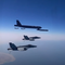 Video: 'Pháo đài bay' B-52 Mỹ bay qua Trung Đông