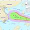 Sát tết Dương lịch, bão Phanfone lăm le vào biển Đông