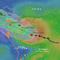 Áp thấp nhiệt đới mạnh đang áp sát Vịnh Bắc bộ