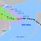 Từ tối nay bão Conson gây gió mạnh, mưa to ven biển Quảng Trị - Quảng Ngãi
