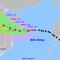 Bão số 5 cách Hoàng Sa 170km, hướng vào bờ biển Huế - Đà Nẵng