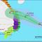 Khẩn cấp: Áp thấp nhiệt đới có thể mạnh lên thành bão, di chuyển rất nhanh