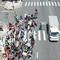 TP.HCM: Lượng phương tiện tăng 67% so với ngày 25-8