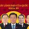 Chân dung các lãnh đạo của bộ máy Quốc hội Việt Nam khóa XV